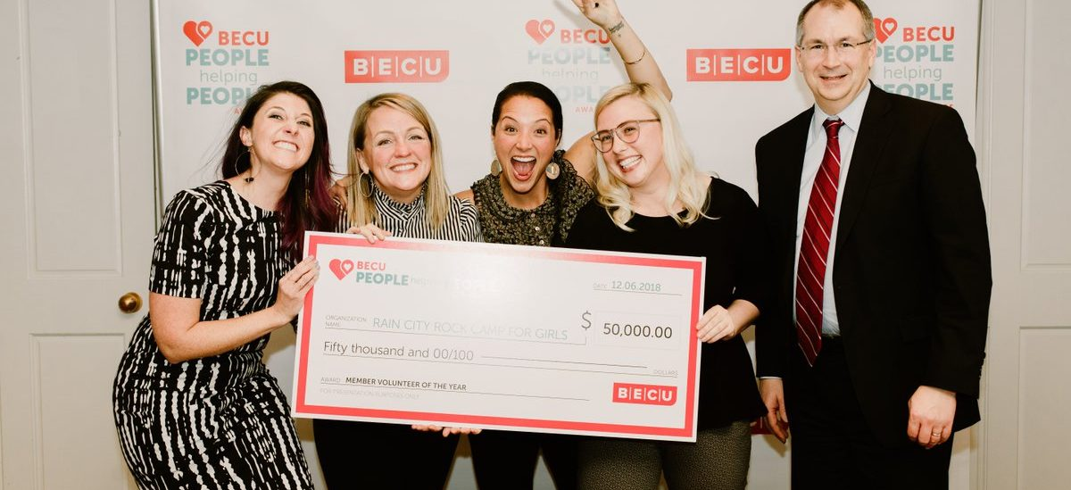 More from BECU about the award!